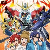 ガンダムビルドファイターズトライ DVD 1