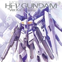 MG Hi-vガンダム Ver.Ka