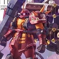 "MG 高機動型ザク""サイコ・ザク"" Ver.Ka(GUNDAM THUNDERBOLT版)"
